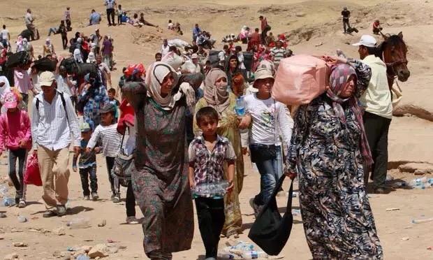 مغربي ضمن شبكة تهريب السوريين الى المغرب.