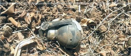 العثور على قنبلة بمدينة العيون.