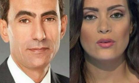 سري للغاية الإعلامي يسرى فودة يعلن خطبته على الإعلامية السورية ألمى عنتابلى