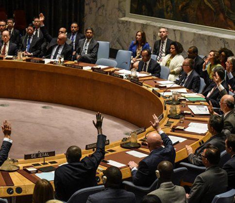 مجلس الأمن يمدد مهمة بعثة المينورس سنة كاملة.