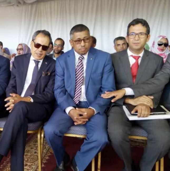 سفير المغرب بموريتانياإستعداد المغرب لمواكبة موريتانيا في مجال الصناعة.