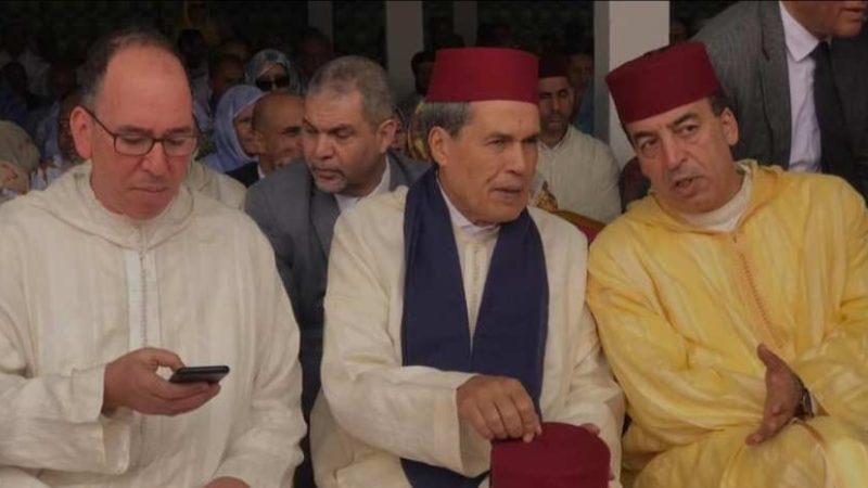وزير الثقافة المغربي يغير إسم الرئيس الموريتاني.