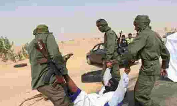 البوليساريو تقتل موريتانيين و تحتجز و تفرض غرامات.