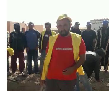 أزمة ضيعة تاورطة ..تدخل منعرجا خطيرا