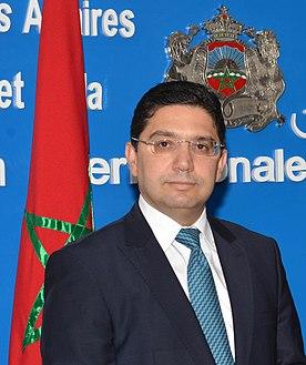 وزير خارجية المغرب يزور موريتانيا