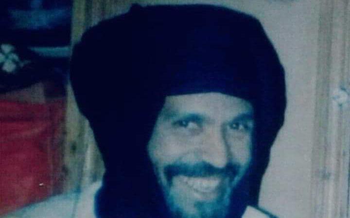 وفاة الخليل أحمد بالجزائر