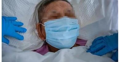 سيدة إيرانية عمرها 103 أعوام تتعافى من فيروس كورونا