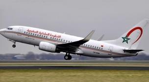 هبوط اضطراري لطائرة مغربية بعد وفاة راكب موريتاني.