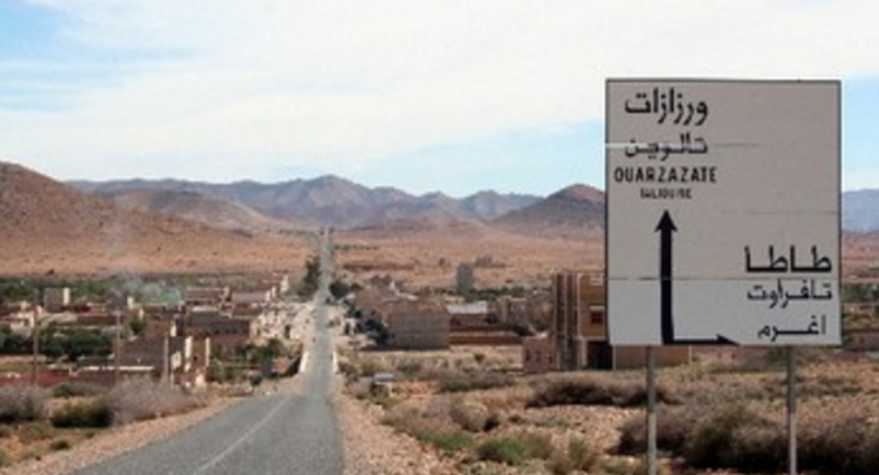 """الأمن يطلق الرصاص على مبحوث عنه دوليا حاول إختراق """"حاجز"""" ."""