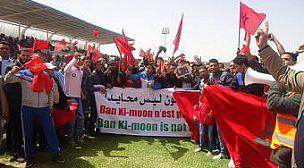 العيون: مسيرة للمطالبة باعتذار بان كي مون