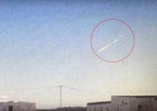 إنفجار صاروخ جزائري بالقرب من مخيمات تندوف.