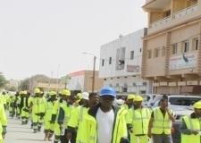 وفد من عمال موريتانيا بمؤتمر دولي بالمغرب