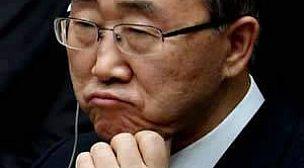 بان كيمون يعبر عن إحباطه من عدم إتخاذ مجلس الأمن موقفا قويا من المغرب.