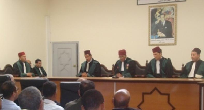 تعيين ثلاثة قضاة جدد بالداخلة