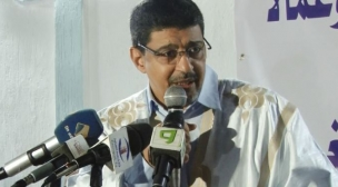 الناطق الرسمي بإسم الحكومة الموريتانية يهنىء ولد الغزواني.