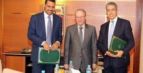 إتفاقية تعاون بين موريتانيا و المغرب.