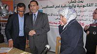 توقيع كتاب مغربية الصحراء حقائق و أوهام