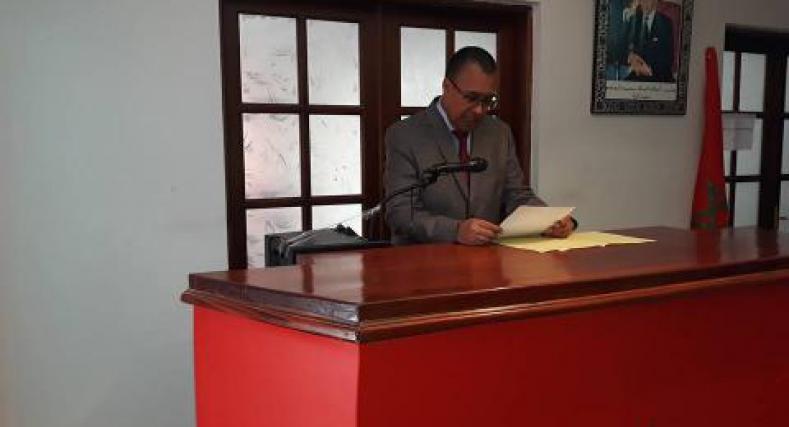 القنصلية المغربية بموريتانيا تحيي ذكرى 11 يناير