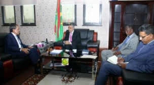 موريتاني: وزير الاقتصاد علاقات موريتانيا والمغرب تكتسي طابعا خاصا.