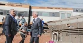 ارتفاع عدد وفيات قطار بوقنادل إلى سبع حالات.