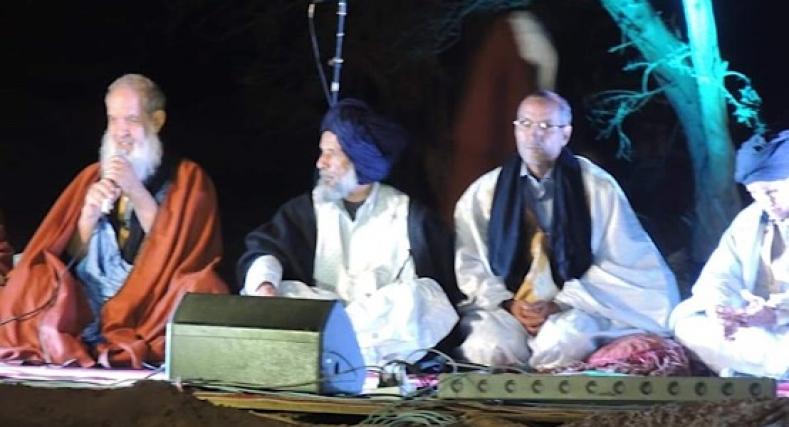 مهرجان (اتويزكي) سيداتي السلامي يبرز جزء من الحكايات الشعبية ذاكرة و عبر ، مروث شعبي حساني.
