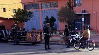 الأمن بمدينة العيون يحجز عشرات الدراجات النارية.