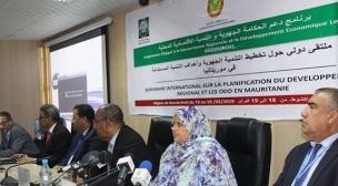 المغرب يشارك في قضايا التنمية الجهوية بموريتانيا.