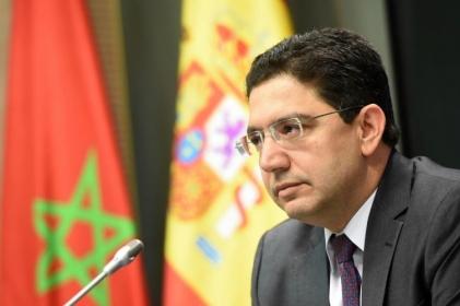 بوريطة ينقل رسالة ملكية لرئيس الشيلي.
