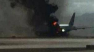 وفاة لاجئين صحراويين في حادث سقوط الطائرة الكوبية.