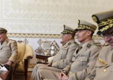 أزمة الجزائر تفتح الخلاف بين رئيس أركان الجيش والجنرالات المتقاعدين.