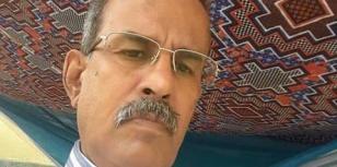 شاعر موريتاتيا ناجي محمد الامام يوجد بإحدى المصحات بالمغرب.