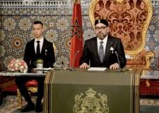 قال جلالة الملك: المغرب مستعد للحوار المباشر والصريح مع الجزائر الشقيقة