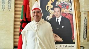 وصول السفير المغربي إلى نواكشوط.
