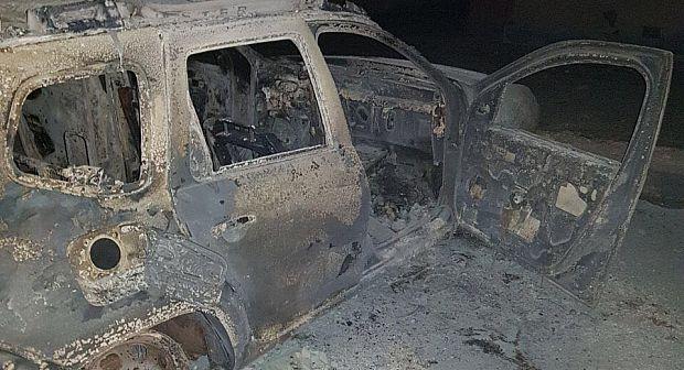 إصابة بحار و حرق أربع سيارات منهما واحدة للمكتب الوطني للصيد و أخرى لوزارة الصيد.