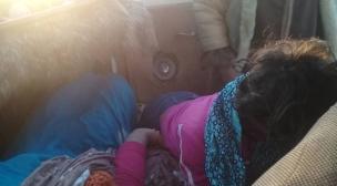 أسرة صحراوية من 7 أفراد تناشد العالم إنقاذها.