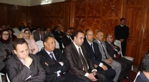 إفتتاح السنة القضائية 2019 بمدينة العيون.