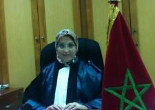 المجلس الأعلى للسلطة القضائية يلحق  القاضية خديجة بسكر  بالمحكمة التجارية باكادير.