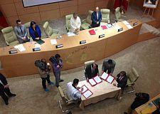 """إعلان العيون خلال ندوة """"التشريع المغربي والاتفاقيات الدولية لحقوق الإنسان والقانون الدولي الإنساني : رهانات وتحديات الملاءمة"""""""