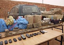 أباطرة تهريب المخدرات بمخيمات اللاجئين تشكل خطرا