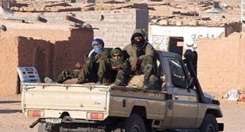 لاجئيء صحروي بتندوف يورط مدنيين و عسكريين موريتانيين في عملية للمخدرات.