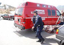 وفاة شخص بالسمارة واصابة اربعة إثر حادثة سير.