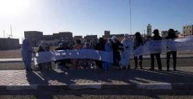 عودة الإحتجاجات إلى عمالة أوسرد