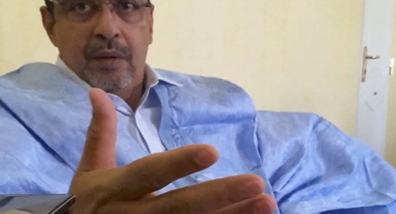 جريدة الصحراوي تحاور محمد ولد محم رئيس الحزب الحاكم بموريتانيا (الاتحاد من أجل الجمهورية)