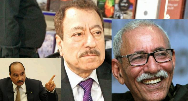 """الرئيس الموريتاني قال لعبد الباري عطوان""""الغرب، والولايات المتحدة وأوروبا لا يريدون قيام دولة تفصل بين موريتانيا والمغرب جُغرافيًّا""""."""