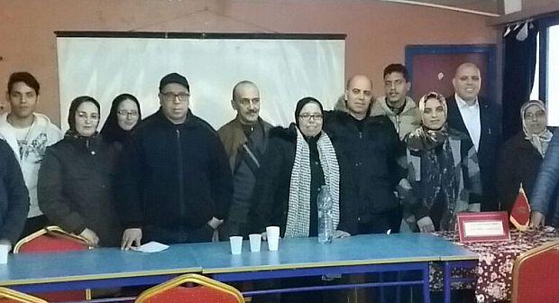 تأسيس الجمعية المغربية العيدي بريس للتربية والتضامن والثقافة والإعلام بخريبكة