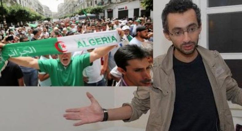 بنشمسي في الجزائر: محاولة تشويش فاشلة.