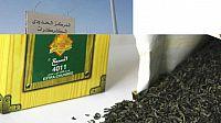"""مئات الأطنان من الشاي مرت عبر """"الكركرات"""" خلال الأسبوع الماضي."""
