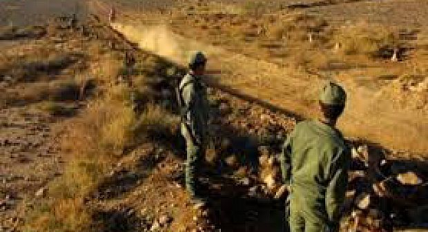 ايقاف اجانب بمنطقة دومس بجهة الداخلة.