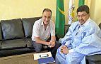 الصحراوي تحاور رئيس الاتحاد من أجل الجمهورية