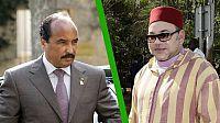 ولد عبد العزيز يؤكد حرصه على تعزيز العلاقات مع المغرب.